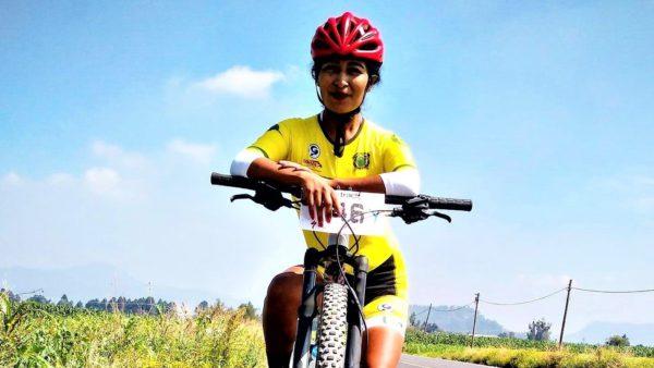 Ciclistas femeniles