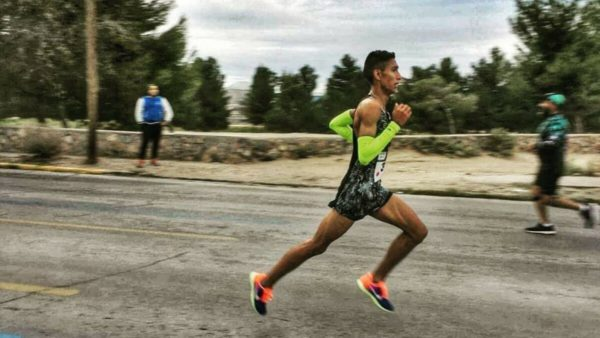 Daniel Reyes atleta