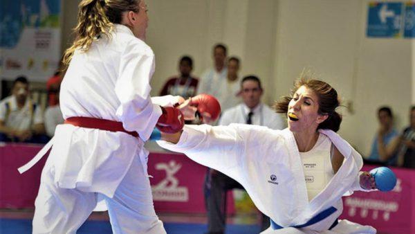 Mariela Arreola Karate