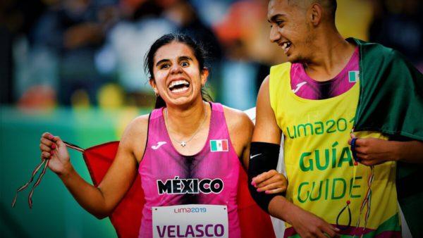 Daniela Velasco Atletismo