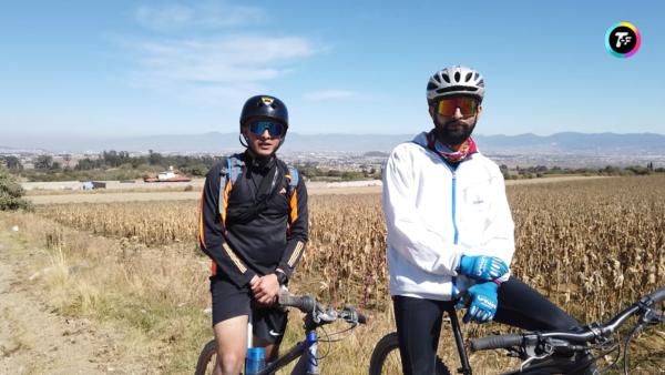 Ciclistas de México