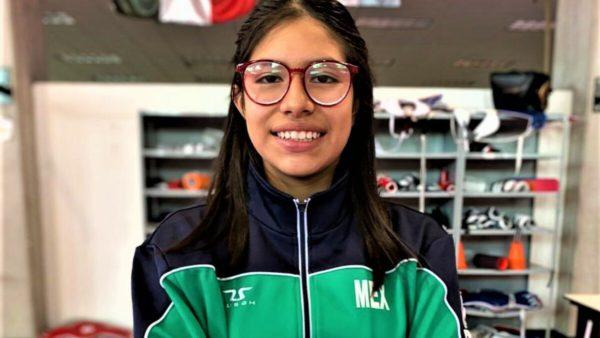Alexia Naomi Ramírez taekwondo