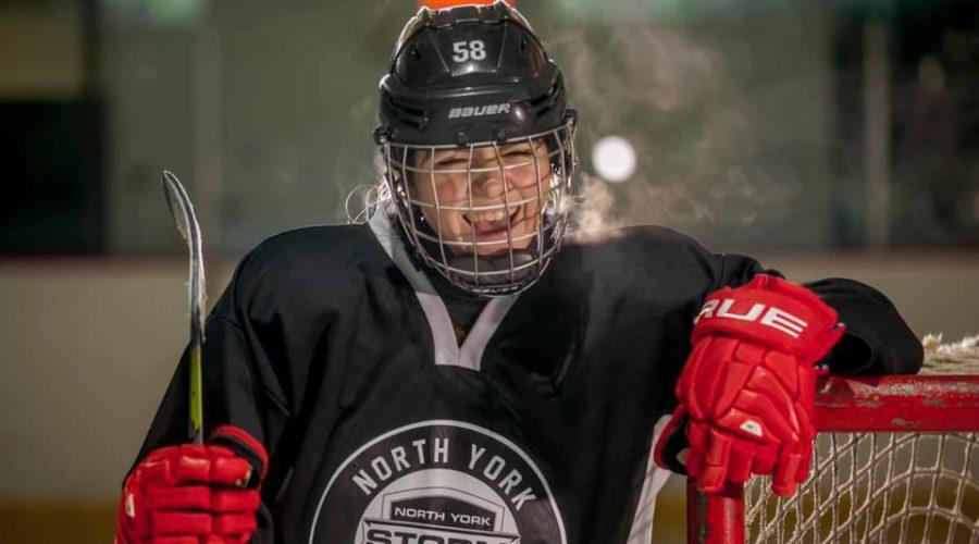 Luisa Wilson Hockey