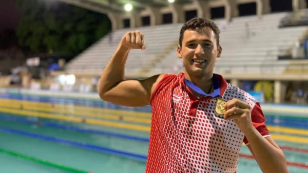 Nadadores mexicanos