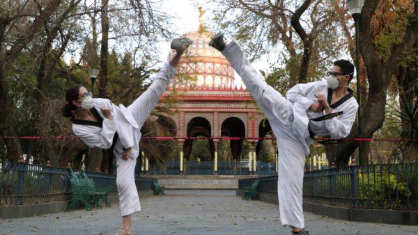 Taekwondo CDMX