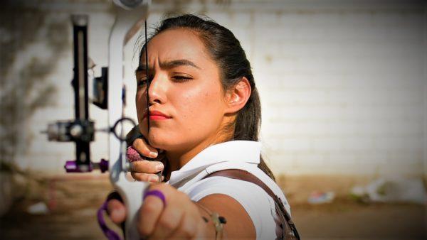 Ana Paula Vázquez tiro con arco