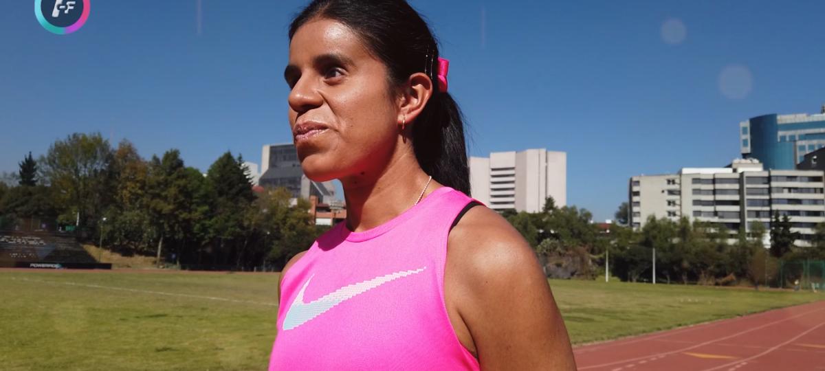 Daniela Velasco Atleta
